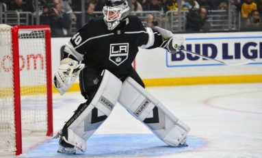 Kings' Goalie of the Future – Calvin Peterson