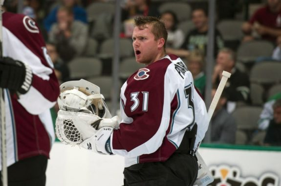 Calvin Pickard, Colorado Avalanche