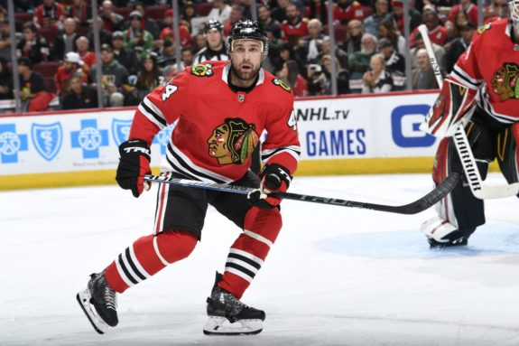Calvin de Haan Chicago Blackhawks