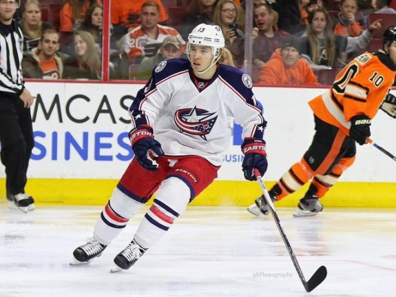 Cam Atkinson, Columbus Blue Jackets, NHL