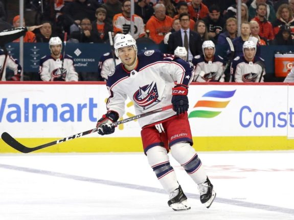 A bounce-back for Cam Atkinson, one of 5 Bold Predictions for the 2020-21 Columbus Blue Jackets.