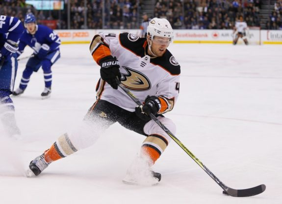 Anaheim Ducks defenseman Cam Fowler