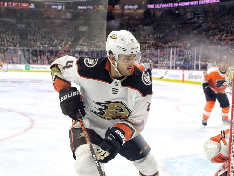 Cam Fowler Anaheim Ducks