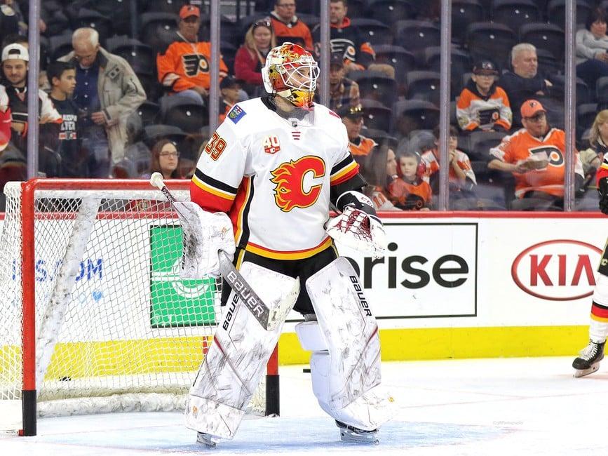 Calgary Flames News & Rumors: Talbot, Monahan, Tkachuk & More