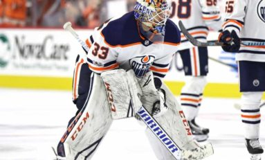 Flames Get Talbot as Rittich Insurance Policy