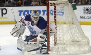 Oilers Need Encore Performance from Talbot