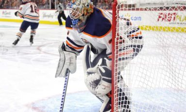 Oilers Should Think Hard About Moving Talbot