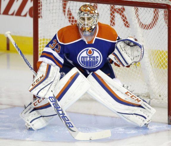 Cam Talbot, NHL, Edmonton Oilers