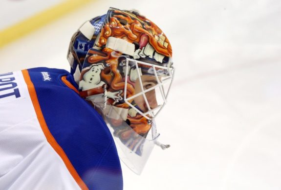 Oilers - Cam Talbot