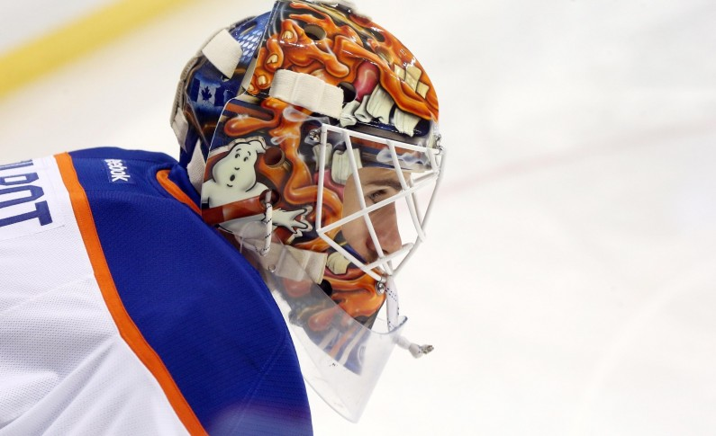 Oilers Trade Cam Talbot to Flyers for Stolarz