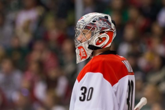 Cam Ward, Carolina Hurricanes, NHL