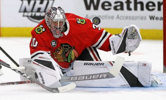 Blackhawks Falter in Playoff Push