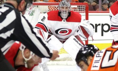 Hurricanes' Ward Returns, Retires...Now the Rafters
