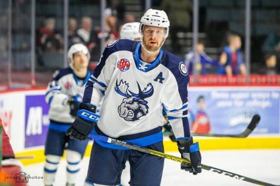 Cameron Schilling Manitoba Moose