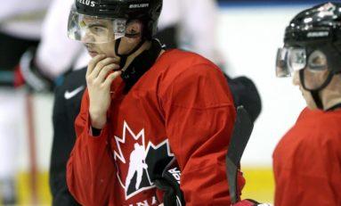 Few Veterans at Team Canada's Junior Hockey Camp