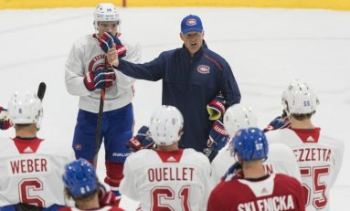 Canadiens' Likely Lineup for the Penguins Play-in Series