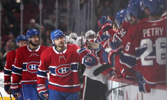 Canadiens Snap Four-Game Slide