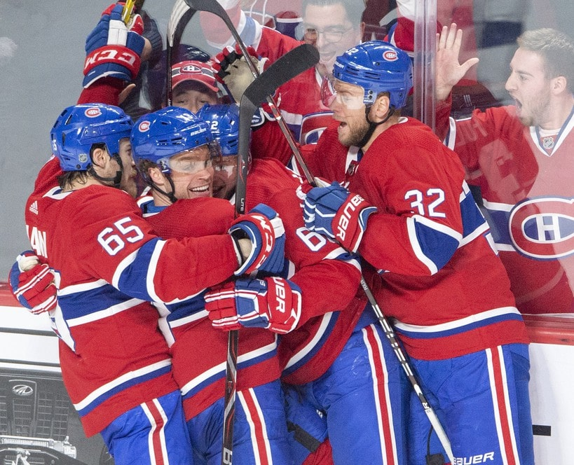 Montreal Canadiens Max Domi