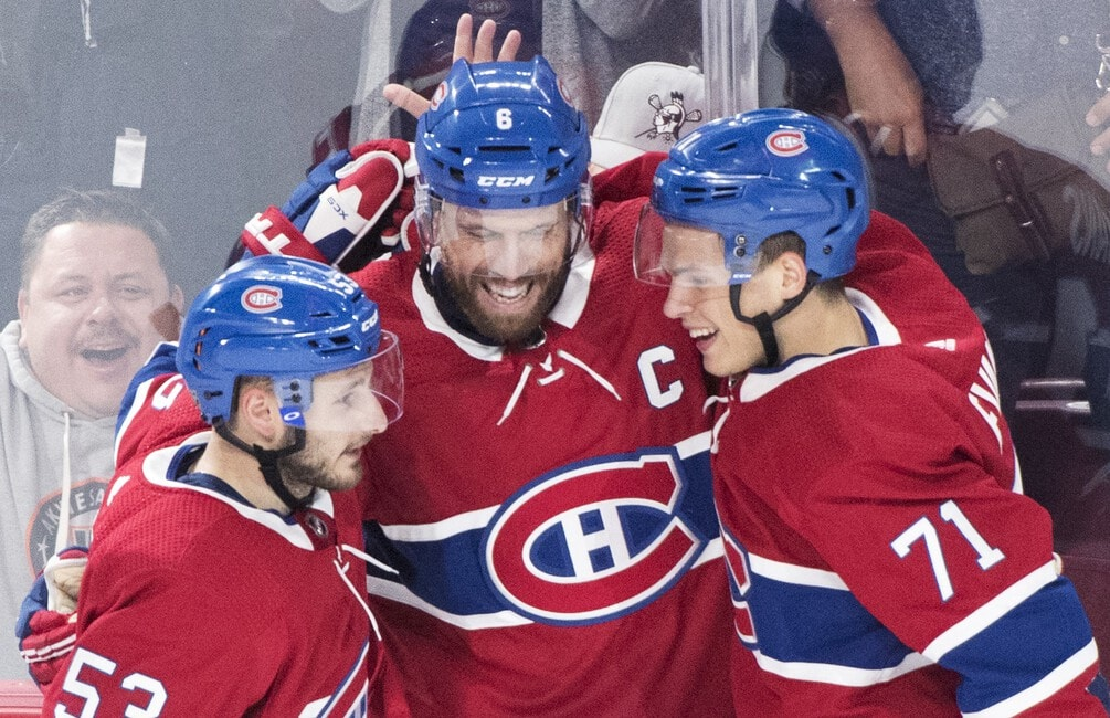 Projecting The Montreal Canadiens 2020 21 Roster