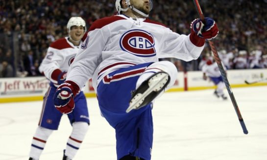 Canadiens Beat Blue Jackets - Tatar & Armia With Two