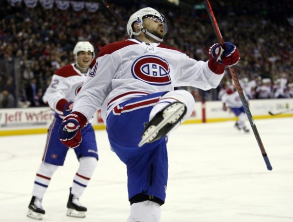Montreal Canadiens Tomas Tatar