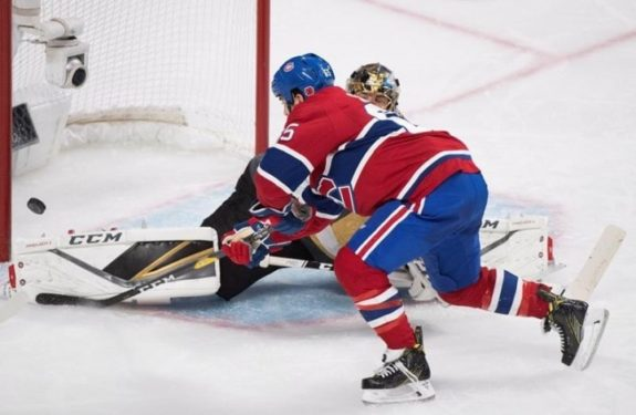 Montreal Canadiens Vegas Golden Knights