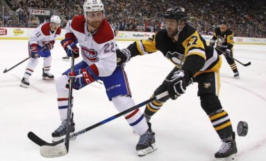 Canadiens vs Penguins Playoff Prediction