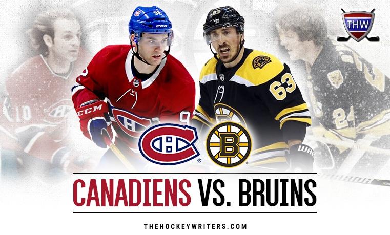 Montreal Canadiens & Boston Bruins Reignite Rivalry