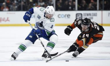 Quarterly Review: Strong Start for Canucks Forwards