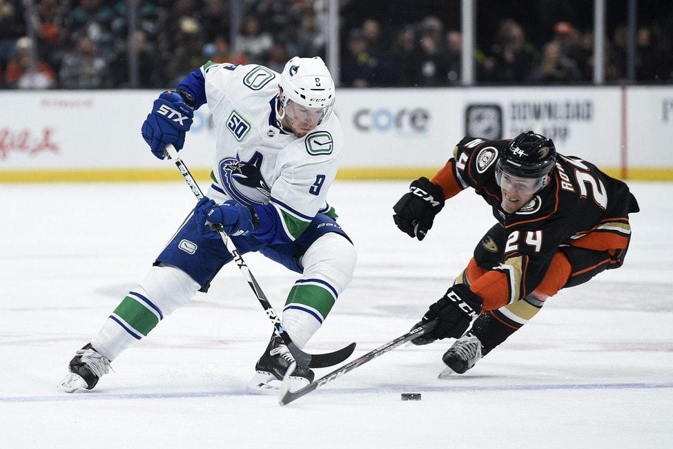 NHL Rumors: Canucks, Stars, Ducks, Sabres, Maple Leafs