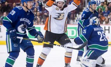 Ducks Playoff Hockey Feels Sadly Distant