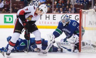 Canucks Control Senators - Keep Playoff Hopes Alive