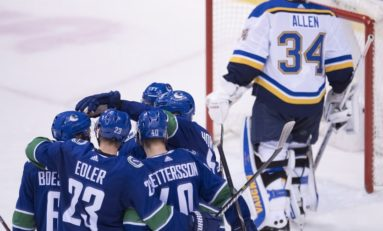 3 Reasons the Canucks Have Surged