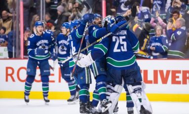 Canucks' 2019-20 Projected Lineup