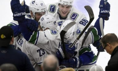 Canucks: 5 Reasons to be Thankful