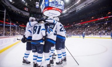 Jets Soar Over Canucks Thanks to Laine's Hat Trick