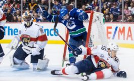 Canucks Pound Panthers - Eriksson Posts 3 Points