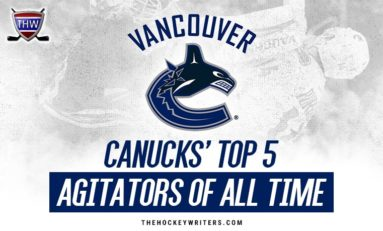 Canucks' Top 5 Agitators of All Time