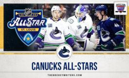 Canucks All-Stars Showcase Exciting Future