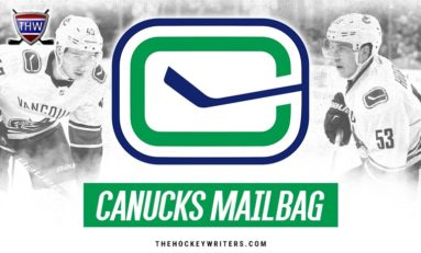 Canucks Mailbag: Goaltending, Goldobin, Ferland & More