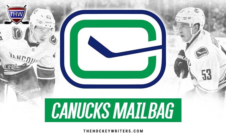 Vancouver Canucks Mailbag
