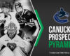 Vancouver Canucks 2020-21 Prospect Pyramid
