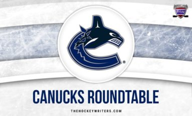 Canucks Roundtable: Playoffs, Bold Predictions, Brackett & More