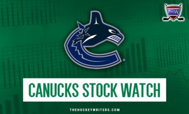 Canucks Stock Watch: Hoglander, Boeser Up, Virtanen, Power Play Down