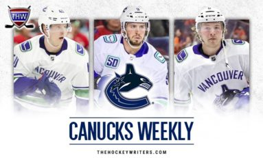 Canucks Weekly: Tanev, Miller, November Curse & More