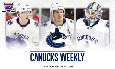 Canucks Weekly: Horvat, Miller, Hughes, Defence Scoring & More