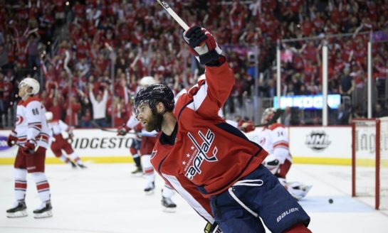 Capitals Overwhelm Hurricanes to Take 3-2 Series Lead