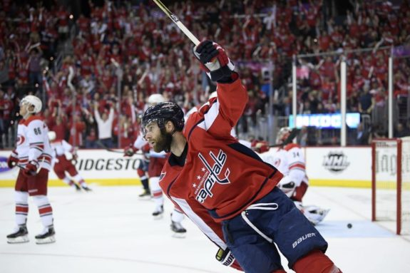 Washington Capitals Brett Connolly