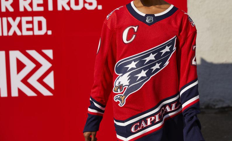 Capitals' Screaming Eagle Logo Makes a Comeback