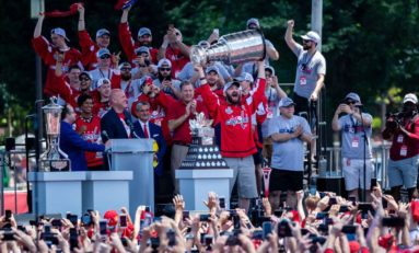 After Celebrating, Capitals Face Tough Decisions